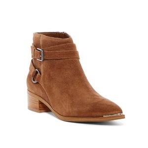 Marc Fisher Suede Bootie